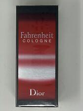 Christian Dior Fahrenheit Cologne 4.2oz Men's Eau de Toilette DISCONTINUED!!!