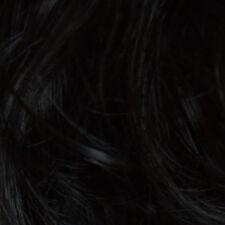 Perruques, extensions et matériel à clips bruns bouclés pour femme