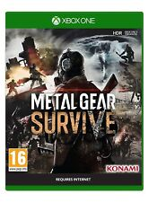 Metal Gear: sobrevivir (Xbox One) Nuevo Sellado