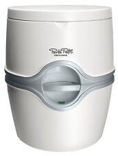THETFORD porta l'eccellenza Bagno WC PORTATILE CHIMICO Premium Bianco 21 L