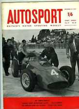 Autosport December 25th 1959 *International Rallies Seasonal Survey*
