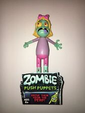 Zombie Girl Push Puppet