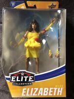 WWE Elite Series 77: Miss Elizabeth (Mattel Summerslam Macho Man Randy Savage)