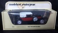 """Matchbox """"Models of Yesteryear"""" Various Vintage Models- All New- Large Selection"""
