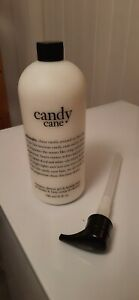 Philosophy Candy Cane Shampoo, Shower gel and Bubble Bath. Supersize 946ml