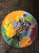 Leroy Neiman Hand Signed - Royal Doulton Harlequin Plate Number 13693