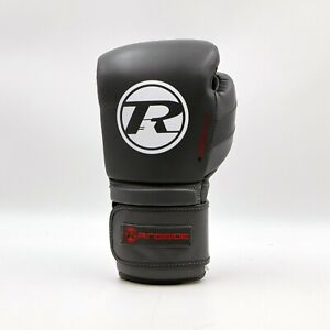 Ringside Leather Pinnacle Series Limited Edition Slate Boxing Gloves Sparring