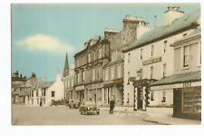 Postcard High Street Moffat Scotland UP  (A16)