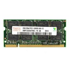 New Hynix 2GB PC2-5300 DDR2-667 667Mhz 200pin PC5300 Laptop Sodimm Memory