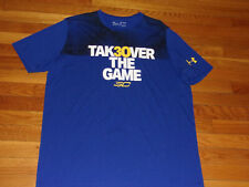 UNDER ARMOUR STEPHEN CURRY SHORT SLEEVE T-SHIRT MENS XL EXCELLENT CONDITION
