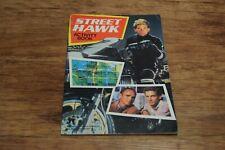 Street Hawk Activity Book - 1985 Universal City Studios - Unused Paperback