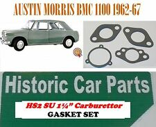 "HS2 SU 1¼"" Carburettor GASKET SET for Austin-Morris 1100 1098cc 1962-67"