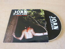 JOAN AS A POLICE WOMAN - ETERNAL FLAME - EURO PROMO  CD!!!!!!!