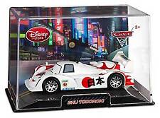Disney Store Pixar Cars 2 Shu Todoroki Die Cast Car Collector's Case