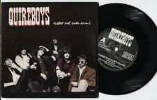 "QUIREBOYS THERE SHE GOES AGAIN / HOW DO YA FEEL 1988 7"" 45 GIRI"