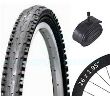 Bicycle Tyre Bike Tire - Mountain Bike - 26 x 1.95 - VC-5030 + Schrader Tube