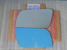 B269L  1985-2005 CHEVY ASTRO Mirror Glass Driver Side Left LH NEW + Adhesive Pad