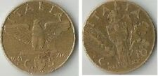 Monete Regno Italia in Lire - Italian Kingdom Money - Very fine!!!! 5C 10C 1940s