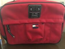 Vintage Tommy Hilfiger est.1985 Red Crossbody/Shoulder/Messenger Bag