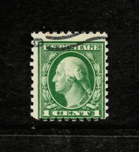 1921 US, 1c Washington, Sc 543, FU