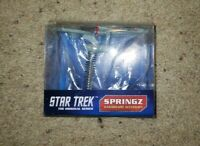 Star Trek Original Starship Enterprise NCC-1701 SPRINGZ Dashboard Bobble + Decal