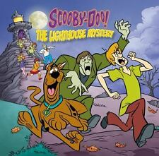 SCOOBY-DOO IN THE LIGHTHOUSE MYSTERY - HERMAN, GAIL - NEW BOOK
