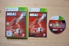 XB360 - NBA 2K12 - ( conf. orig. , con istruzioni)