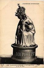 CPA CLERMONT FERRAND La Vierge Noire (460904)