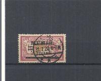 Memel, Klaipeda, Litauen 1920, Michelnr: 28 x o, Huylmans BPP, Michelwert € 20