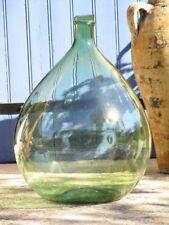 "Dame Jeanne bottle 22"" antique French demijohn bottle"