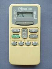 Riello telecomando originale per condizionatore climatizzatore
