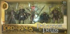 Lord of the Rings action figure box set Pelennor Fields exclusive Mumakil rider