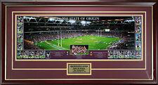 QLD STATE OF ORIGIN 2011 DARREN LOCKYER LAST GAME RUGBY LEAGUE MEMORABILIA