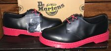 DR MARTENS 1461 Mens Black Leather Lace-up Oxfords US 14/UK 13 New/Minor Defects