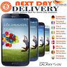 New  Samsung Galaxy S4 GT-I9505- 16GB White Black Unlocked Smartphone