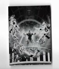 2009 Topps Star Wars Galaxy 4 Unlimited Power Force Unleashed Printing Plate 1/1