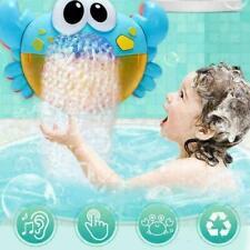 Baby Badespaß Badewannen-Spielzeug Form Musik Bubble Machine