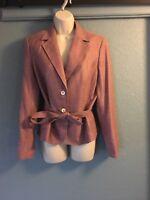 Women's Brooks Brothers jacket blazer size 10
