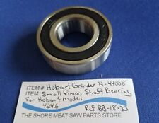Small Pinion Shaft Bearing For Hobart Mixer Grinder Model 4246 Ref. Bb-18-33