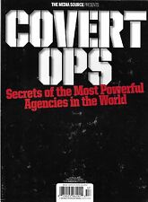 Covert Ops magazine Spies Secret agent authors North Korea Russia China Crypto