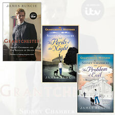 James Runcie Grantchester Collection Sidney Chambers 3 Books Set Pack NEW PB
