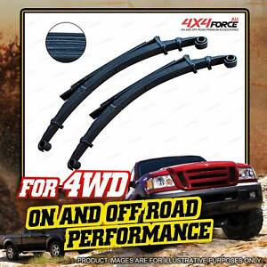 "2 Brand New Rear Heavy Duty Leaf Spring 2"" To 200kg for TOYOTA Hilux LN106 RN105"