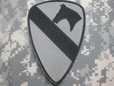 U.S. ARMY écusson patch 1st Cavalry Division ACU avec velcro Fonction