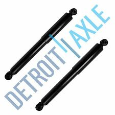 New Set (2) Rear Driver and Passenger Shock Absorbers Jeep Liberty Dodge Nitro