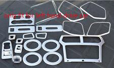 19 PCS Full Set Interior Decoration Cover Trim for Ford Explorer 2011-2014