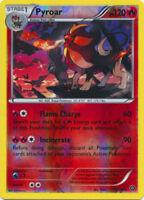 Pokemon TCG Pyroar 23/114 XY Steam Siege Reverse HOLO Rare NM/M