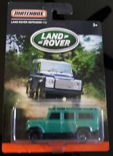 2017 Matchbox Green Land Rover Defender 110 Land Rover Series Walmart Exclusive
