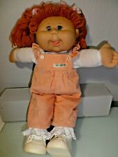 Cabbage Patch Kids girl doll 2004