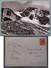 Val Masino - Rifugio Ponti e Monte Disgrazia 1955