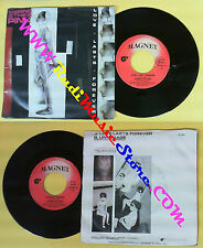 LP 45 7'' KISSING THE PINK Love last forever B.underage 1983 italy no cd mc dvd